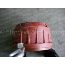 3502-00101 Барабан тормозной задний Yutong (Ютонг)
