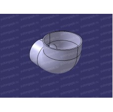 1109-03503 Впускной патрубок интеркулера Yutong (Ютонг)