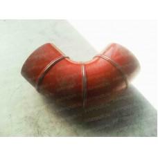 1119-00017 Патрубок интеркулера угловой Yutong (Ютонг)