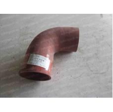1119-00276 Патрубок интеркулера угловой, верхний Yutong (Ютонг)