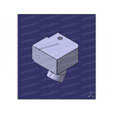 1161-00524 Воздухозаборник воздушного фильтра Yutong (Ютонг)