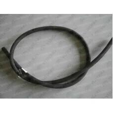 1303-03198 Патрубок ОЖ от электромагнитного клапана отопления салона Yutong (Ютонг).