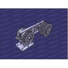 1315-01833 Привод системы охлаждения Yutong (Ютонг)