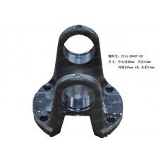 2214-00087 Вилка карданного вала Yutong (Ютонг).