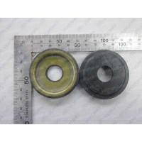 3001-00398 Крышка заглушки шкворня Yutong (Ютонг)
