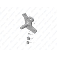 3001-01904 Поворотный кулак левый Yutong (Ютонг)