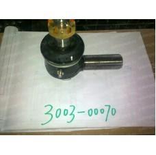 3003-00070 Наконечник поперечной рулевой тяги левый Yutong (Ютонг)