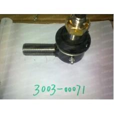3003-00071 Наконечник поперечной рулевой тяги правый Yutong (Ютонг).