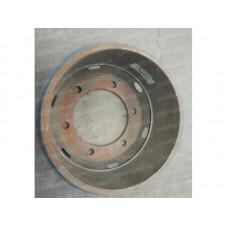 3501-00227 Барабан тормозной передний Yutong (Ютонг)