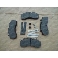 3501-00853 Комплект тормозных колодок Yutong (Ютонг)