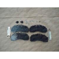 3501-02424 Комплект тормозных колодок на ось Yutong (Ютонг)