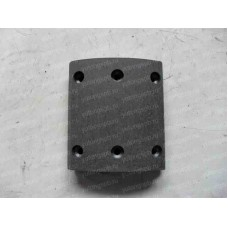 3552-00214 Накладка тормозная задняя Yutong (Ютонг)