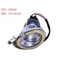 3716-00145 Передний верхний габаритный фонарь Yutong (Ютонг)